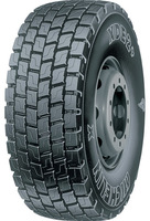 MICHELIN XDE2+ 275/80 R22.5